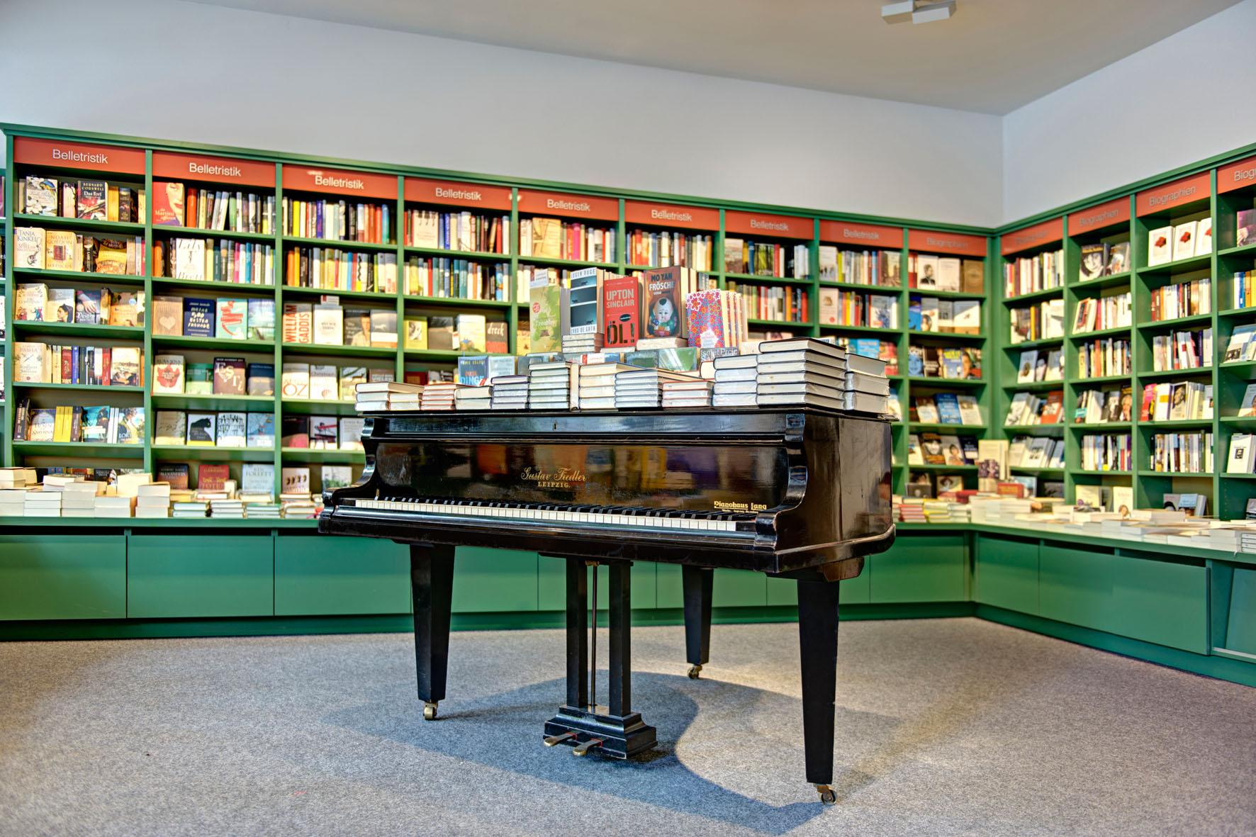 Kurz Vorgestellt: Buchhandlung Lehmkuhl