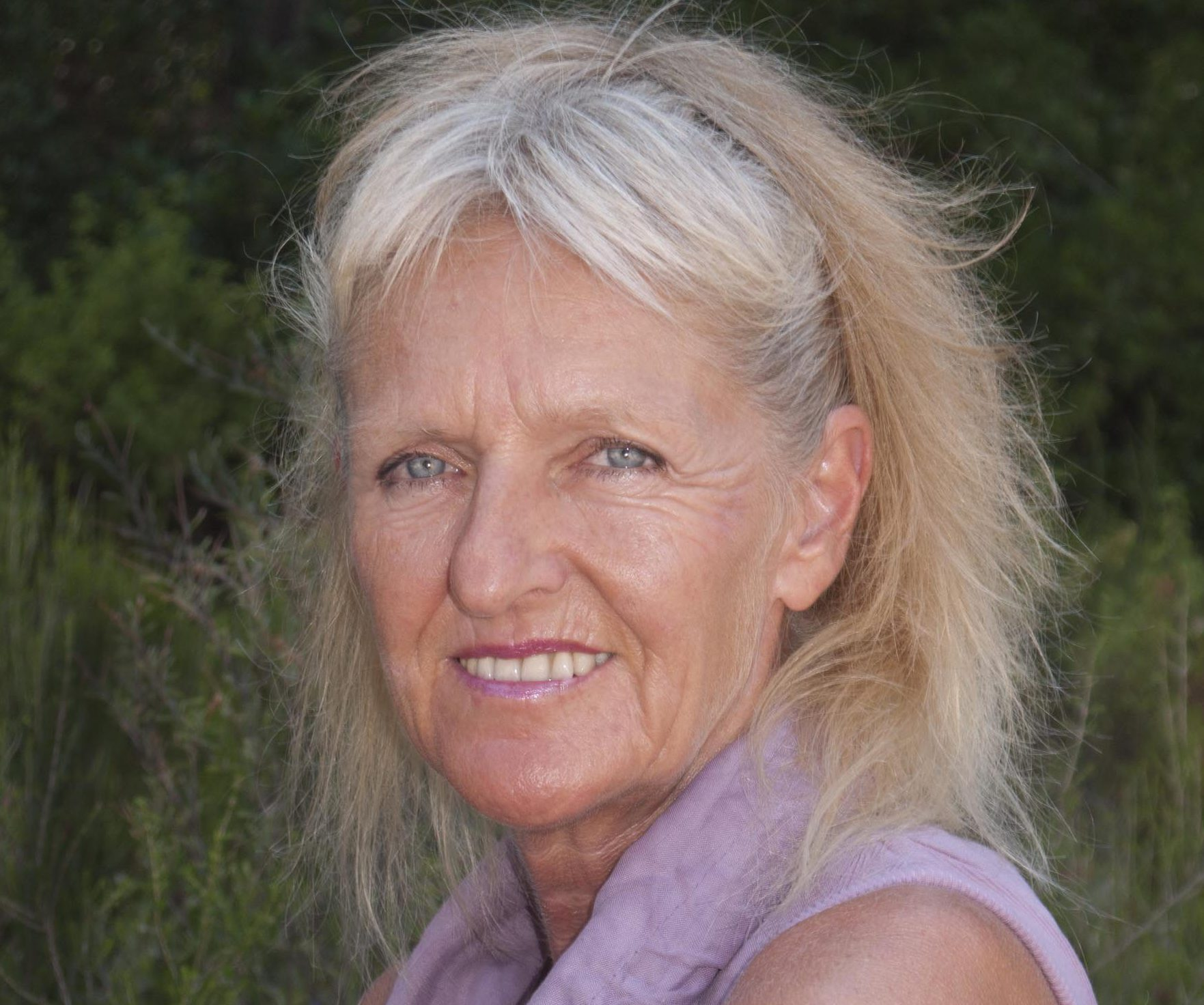 Kurz Vorgestellt: Uschi Ostermeier-Sitkowski, Yogalehrerin